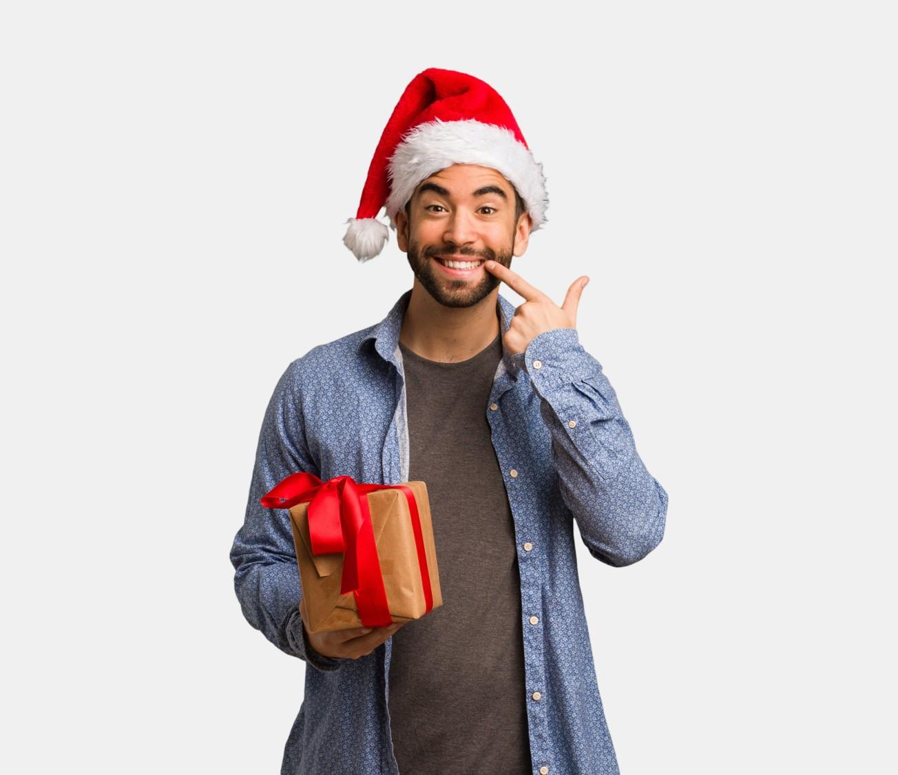 Έξυπνες συμβουλές για να φροντίσετε τα δόντια σας τα Χριστούγεννα